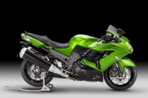 Kawasaki ZZR1400 е обявен за най-бързо ускоряващият сериен мотор в света 01