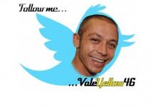 Последвайте Валентино Роси вече и в Twitter