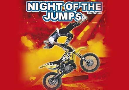 Night of the jumps 2011 – световния FIM Freestyle MX идва в България