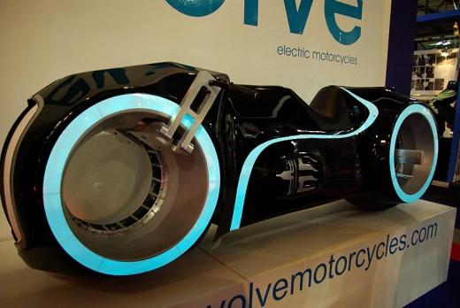 Вече моде да имате мотоциклетът TRON в гаража 03