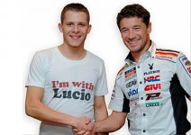 Нова звезда в отбора на MotoGP LCR Honda