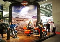 Harley-Davidson на EICMA 2011