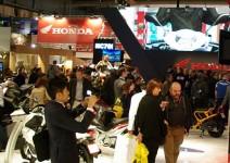 Honda на EICMA 2011