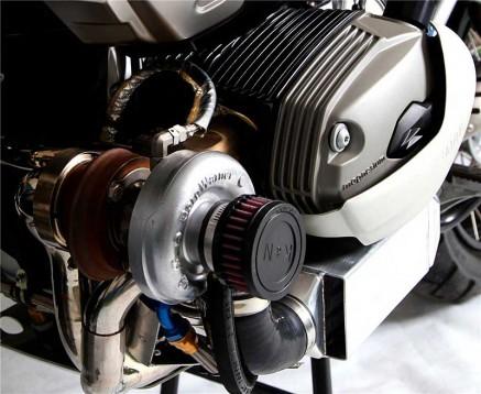 Двойно турбо за BMW R 1200 GS 01
