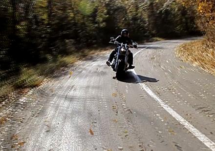 Български къстъм мотоциклет на световно ниво – Ангелско чудовище