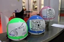 Сподели с всички - социалната каска на Newmax Helmets  02