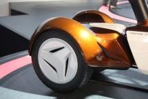 Eлектротрайк E-Canopy на Honda 02