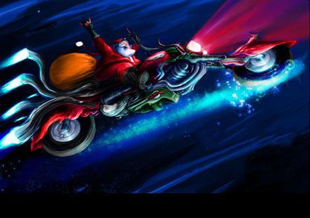 Весели празници от екипа на MOTO.BG