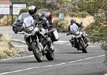 BMW Motorrad тества 2013 R1250 GS