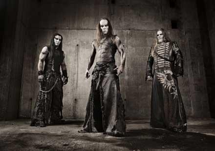 Behemoth са следващата група, потвърдила участие в Loud Festival 2012