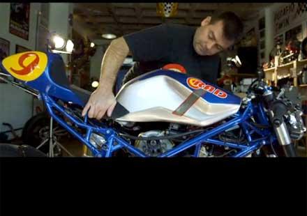 Как се прави: Radical Ducati RAD02 Imola (видео + галерия)