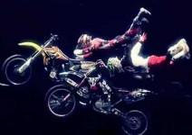 Masters of Dirt - нечовешко мото шоу (видео)