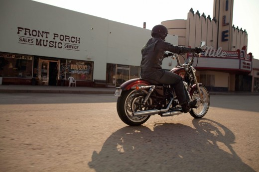 Два нови мотора от Harley-Davidson 09