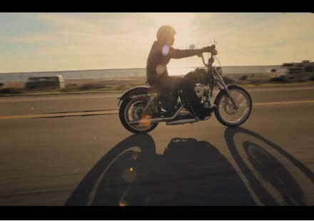 Harley-Davidson 72 (видео)