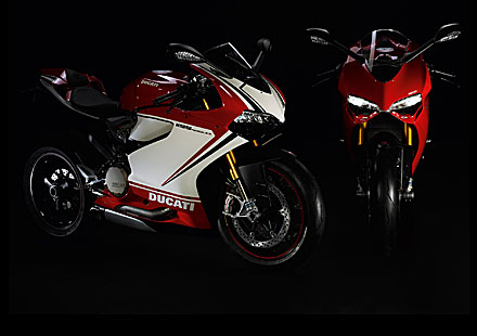 Мега галерия на мотора Ducati 1199 Panigale