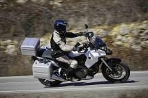 Първо каране на Honda Crosstourer 05