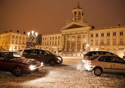 Мотоциклети – таксита ще спасяват от задръстванията в Брюксел