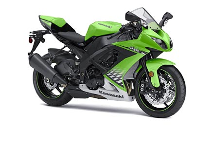 Kawasaki изтегля супербайкове