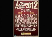 Влизат в продажба еднодневните билети за Loud Festival 2012