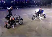 """Нечовешки трикове върху мотори в """"Украйна търси талант"""""""