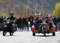 Благоевград откри мотосезон 2012 с рев на мотори и рок музика