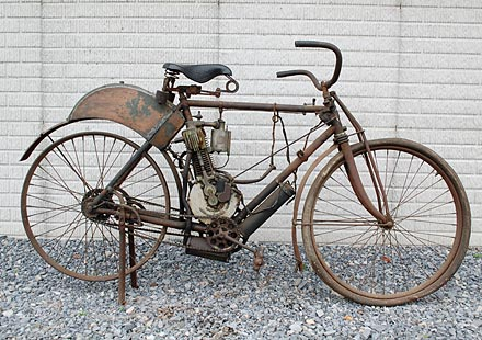 Продава се най-старият американски мотор