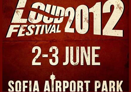 По време на Loud Festival 2012 ще звучи специалното Loud Radio