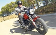 2012 Harely-Davidson Softail Slim 01