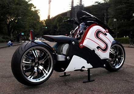 Започва производството на уникалния мотоциклет ZecOO