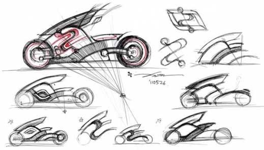 Започва производството на уникалния мотоциклет ZecOO 02