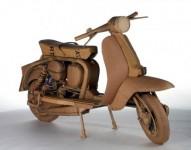 Мотоциклети от… картон 04