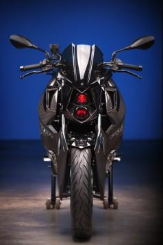 Българският къстъм - Vilner Custom Bike Predator 01