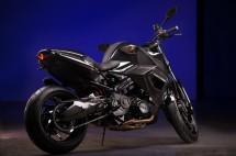 Българският къстъм - Vilner Custom Bike Predator 03