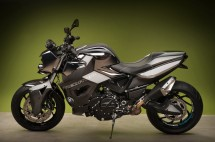 Българският къстъм - Vilner Custom Bike Predator 05