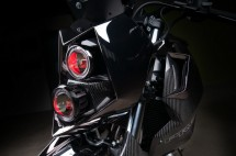 Българският къстъм - Vilner Custom Bike Predator 06