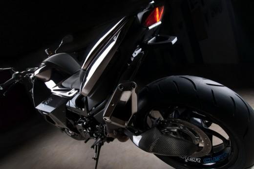 Българският къстъм - Vilner Custom Bike Predator 07
