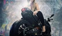 Българският къстъм - Vilner Custom Bike Predator 19