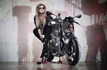 Българският къстъм - Vilner Custom Bike Predator 20