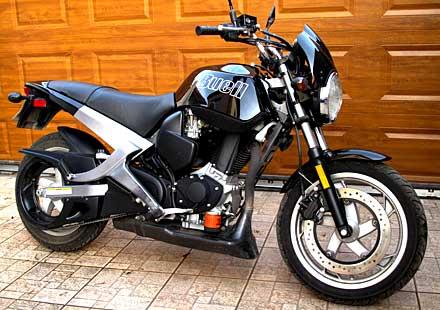 Harley-Davidson може да се върне към идеята за Buell Blast