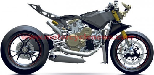 2012 Ducati 1199 Panigale S ABS  08