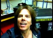 Поздрав от Джоуи Темпест (вокал на група Europe)