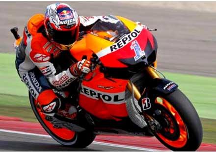 MotoGP: Стонър се върна на върха