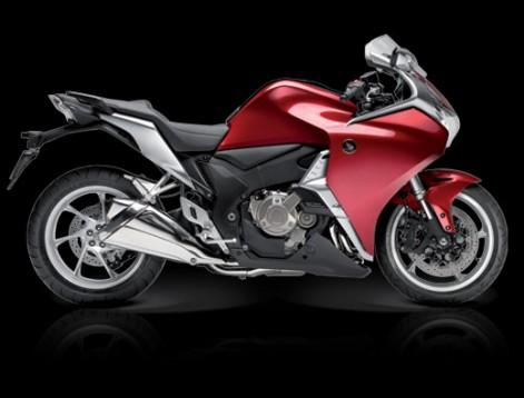 2012 Honda VFR1200F