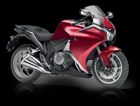 2012 Honda VFR1200F 01