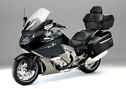 Стандартен ABS за всички модели мотоциклети на BMW