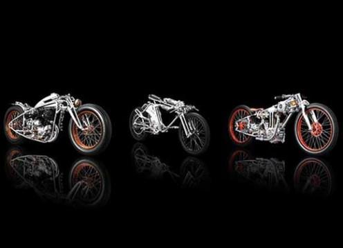 Чикара Нагата и неговите мотоциклети 02