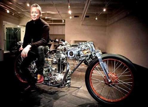 Чикара Нагата и неговите мотоциклети 03