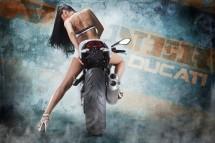 100 бройки от къстъма Ducati Bulgari - Студио Vilner 06