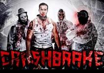 Crashbrake забиват на Балкански мото рок фест Велико Търново 2012