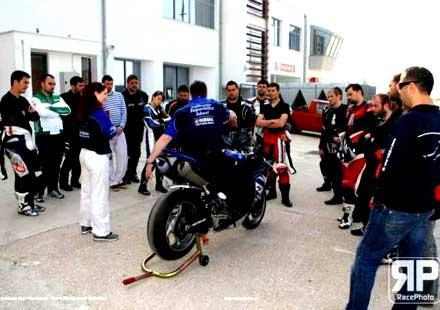 ZedMoto организират провеждането на Clifornia Superbike School на пистата Серес, Гърция през септември